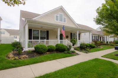 Westerville Single Family Home Sold: 5990 Mealla Road