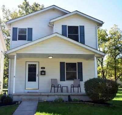 Single Family Home For Sale: 45 Ohio Street