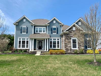 Westerville Single Family Home For Sale: 4517 Sanctuary Drive