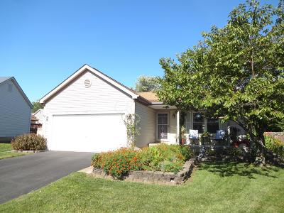 Pickerington Single Family Home Contingent Finance And Inspect: 3080 Grand Haven Drive