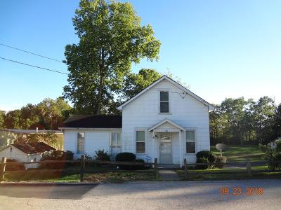 Pataskala Single Family Home Contingent Finance And Inspect: 49 E Mill Street