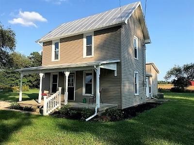 Johnstown Single Family Home For Sale: 10962 Van Fossen Road