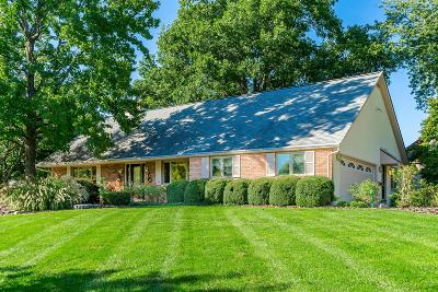 Upper Arlington Single Family Home For Sale: 2390 Sheringham Road