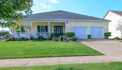 Union County Single Family Home Contingent Finance And Inspect: 475 Damascus Road