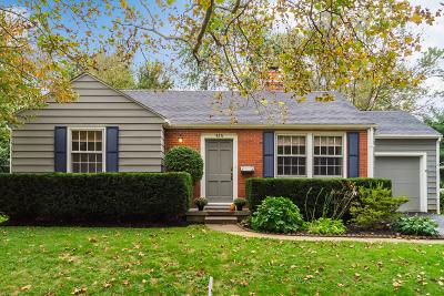 Worthington Single Family Home Sold: 426 N Selby Boulevard