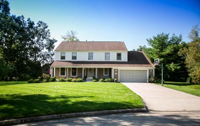 Westerville Single Family Home For Sale: 6282 Sawgrass Way