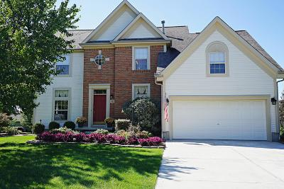 Pickerington Single Family Home Contingent Finance And Inspect: 812 Scott Court