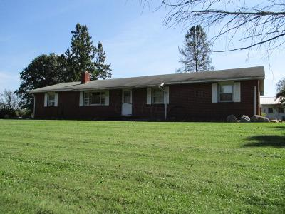 Mount Vernon OH Single Family Home For Sale: $159,900