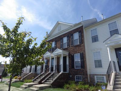 Dublin Condo Contingent Finance And Inspect: 5333 Staircase Falls Drive