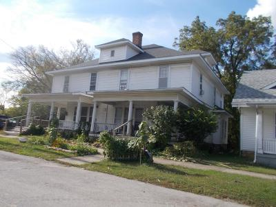 Fayette County Multi Family Home For Sale: 106 E Paint Street