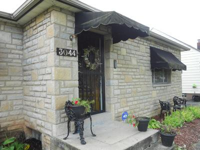 Columbus OH Single Family Home For Sale: $150,500