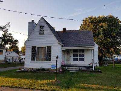 Hebron Single Family Home For Sale: 814 W Main Street