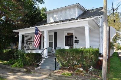 Baltimore Single Family Home For Sale: 121 N High Street