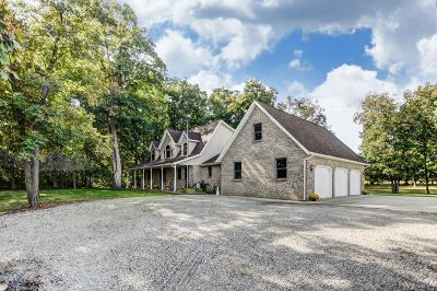 Union County Single Family Home For Sale: 19085 W Darby Road