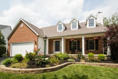 Lewis Center Single Family Home For Sale: 1759 Whites Court