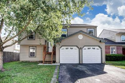 Grove City Single Family Home Contingent Finance And Inspect: 2444 Linbaugh Road