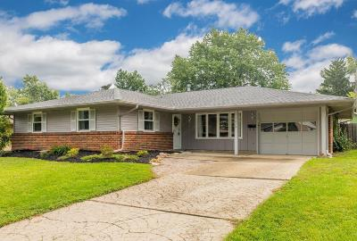 Reynoldsburg Single Family Home Contingent Finance And Inspect: 1678 Parkinson Drive