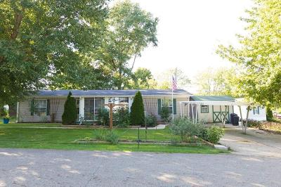 Mount Vernon OH Single Family Home For Sale: $80,000