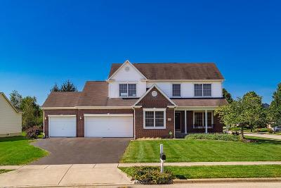 Hilliard Single Family Home For Sale: 4205 Hoffman Farms Drive