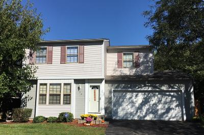 Worthington Condo Contingent Finance And Inspect: 850 Master Court #238