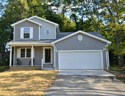 Pleasantville Single Family Home Contingent Finance And Inspect: 8920 Lancaster-Thornville Road NE
