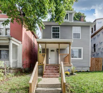 Single Family Home For Sale: 916 S Champion Avenue