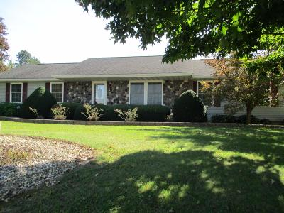 Fredericktown Single Family Home For Sale: 7194 State Route 95