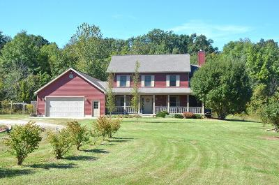 Union County Single Family Home For Sale: 17915 Bear Swamp Road