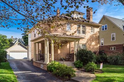 Bexley Single Family Home Contingent Finance And Inspect: 2462 Elm Avenue