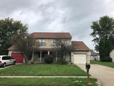 Reynoldsburg Multi Family Home Contingent Finance And Inspect: 2289 Ayers Drive