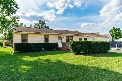 Galloway Single Family Home Contingent Finance And Inspect: 307 Hubbard Road