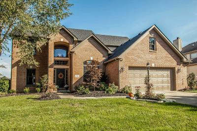 Westerville Single Family Home Contingent Finance And Inspect: 6746 Meadow Glen Drive S