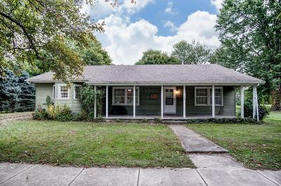 Union County Single Family Home Contingent Finance And Inspect: 364 N Franklin Street