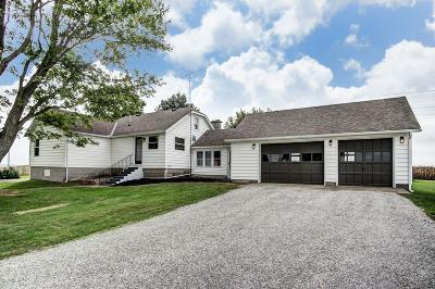 Union County Single Family Home For Sale: 17482 Boundary Road
