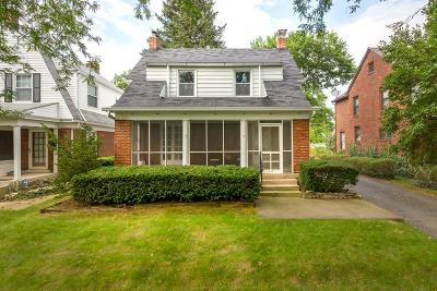 Clintonville Single Family Home For Sale: 328 Blenheim Road