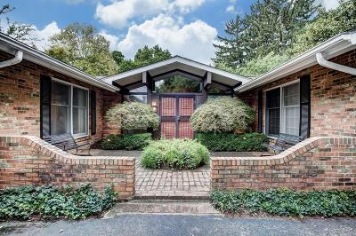 Bexley Single Family Home For Sale: 2520 E Broad Street