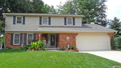 Westerville Single Family Home For Sale: 867 Helenhurst Court