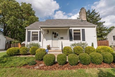 Single Family Home For Sale: 426 Wetmore Road