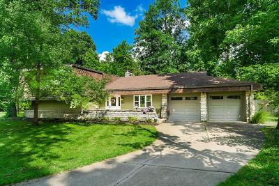 Delaware County, Franklin County, Union County Single Family Home Contingent Finance And Inspect: 2844 Wildwood Road