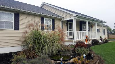 Cardington Single Family Home Contingent Finance And Inspect: 2770 County Road 169