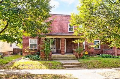 Clintonville Condo Contingent Finance And Inspect: 45 W Weber Road