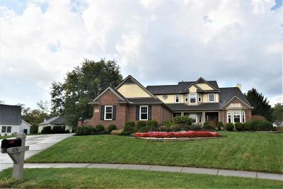Gahanna Single Family Home Contingent Finance And Inspect: 1050 Harvest Ridge Court