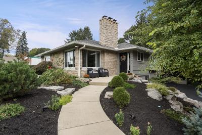 Upper Arlington Single Family Home For Sale: 3900 Riverside Drive