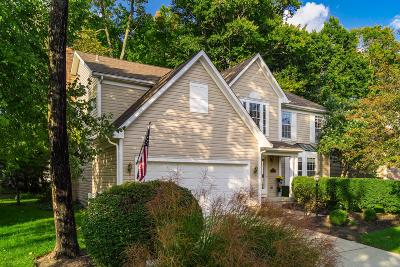 Single Family Home Sold: 500 Woodside Lake Drive