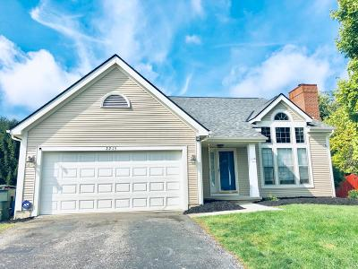 Grove City Single Family Home Contingent Finance And Inspect: 2215 Dunkeld Drive