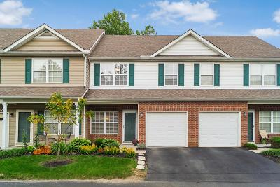 Gahanna Condo Contingent Finance And Inspect: 1220 Park Drive #3903