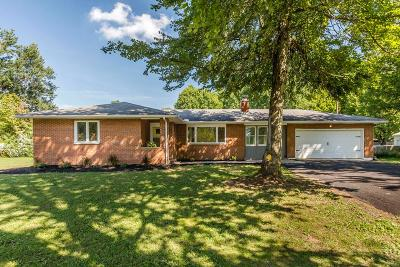 New Albany Single Family Home For Sale: 8008 Morse Road