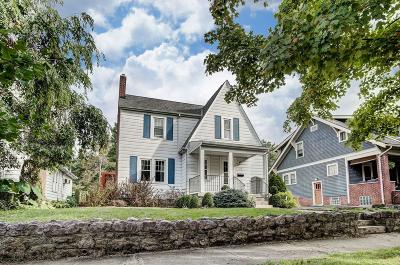 Clintonville Single Family Home Contingent Finance And Inspect: 180 Fallis Road