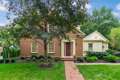 New Albany Single Family Home Contingent Finance And Inspect: 4383 Olmsted Road