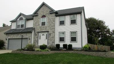 Grove City Single Family Home Contingent Finance And Inspect: 5740 Coneflower Drive